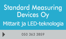 Standard Measuring Devices Oy (SMED) logo